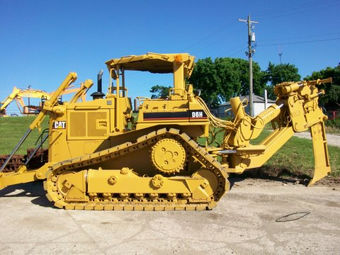 Garner Equipment Sales specializes in cable plows.