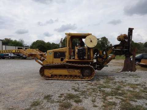 DM Bron 150 Cable Plow